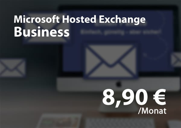 Microsoft Hosted Exchange Business