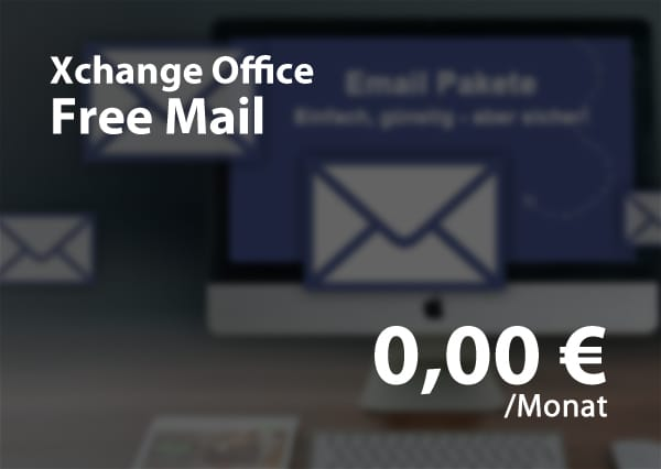 Xchange Office Free Mail