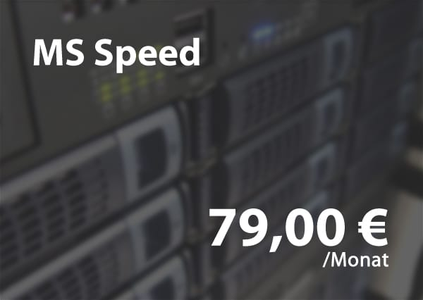 Linux MS Speed